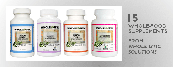 Whole-istic Solutions Supplements