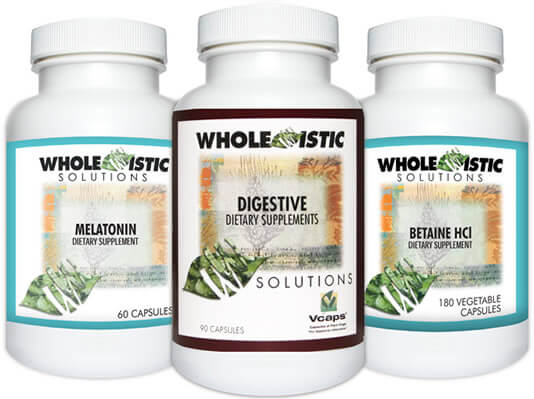 Acid Reflux Repair Kit by Whole-istic Solutions