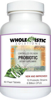 Probiotic by Whole-istic Solutions