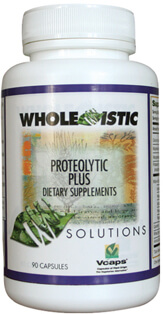 Proteolytic Plus by Whole-istic Solutions